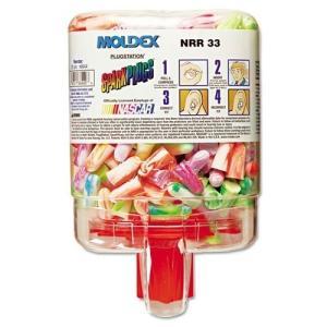 MOLDEX(モルデックス) 使い捨て耳せん SPARKPLUGS PLUGSTATION 250組入り 6644 sanmaruroku
