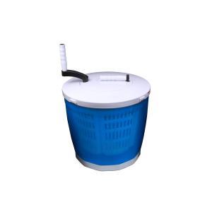 foret(フォーレ)【2019年機能改良版】いつでもどこでも 洗濯機、手回しポータブル洗濯機 、手...