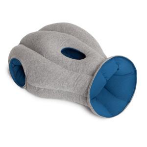 オーストリッチピロー オリジナルタイプ 昼寝枕 ダチョウ枕 【正規輸入代理店品】  (sleepy blue(ブルー))