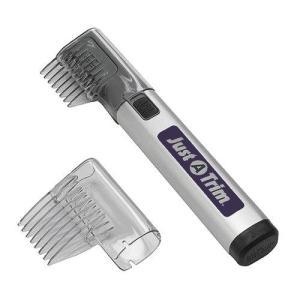 櫛でとかすように簡単調髪!簡単ヘアトリマー 電動タイプ ヘアトリマー ジャスト・ア・トリム JUST A TRIM sanmaruroku
