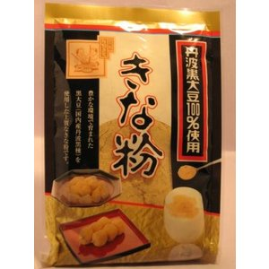 黒大豆きな粉 100g(丹波黒大豆)