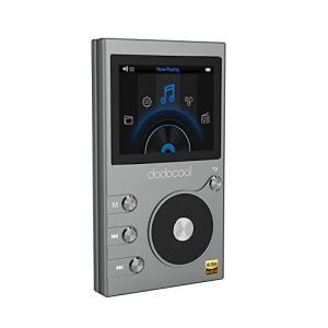 ハイレゾプレーヤー Hi-Res音楽プレーヤー 超高音質 FMラジオ ボイスレコーダー 256GB拡張可能 内蔵8GB|sanosyoten