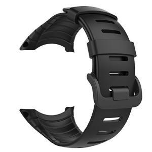 Suunto Core バンド - ATiC SUUNTO(スント) Coreコア専用 ソフト 高級 TPU製腕時計ストラップ/バンド 交換ベルト 腕サイズ:5.51|sanosyoten