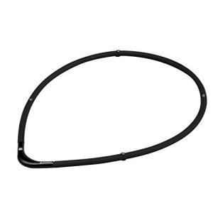 ファイテン(phiten) ネックレス RAKUWA 磁気チタンネックレスS-||   45cm 定...