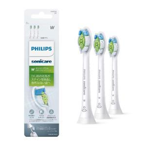 (正規品) フィリップス ソニッケアー 替ブラシ ホワイトプラス ステイン除去 レギュラーサイズ ホワイト 3本組 HX6063/67 定番|sanosyoten
