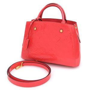とても可愛らしくて上品なヴィトンの定番人気2WAYバッグ『モンテーニュBB』が入荷しました☆ 美しい...