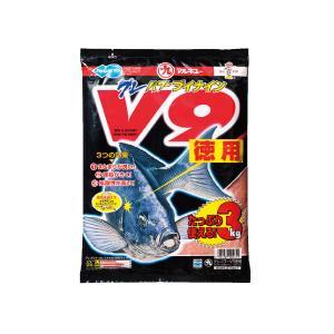 マルキュー(marukyu)   集魚剤 グレパワーV9(徳用)