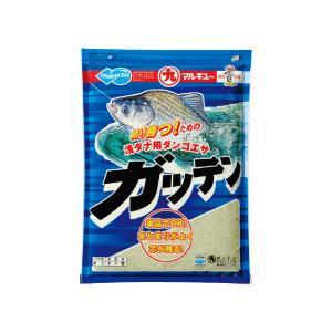 マルキュー(marukyu)集魚剤 ガッテン チャック袋