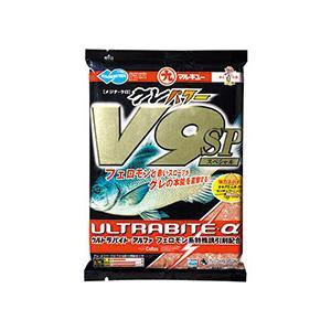 マルキュー(marukyu)   集魚剤 グレパワーV9(ブイナイン)スペシャル