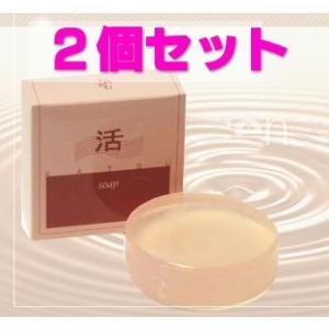 カツソープ2個セット★遺伝子コスメ、超敏感肌からOK!★|sanpo-shop