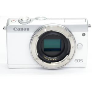 キヤノン EOS M100 ホワイト BODY