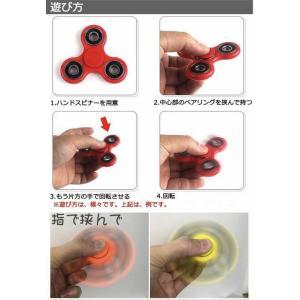 ハンドスピナー 指スピナー HAND SPINNER パッケージ付き ストレス 解消 大人 子供 集中力を高める 子供大人に適用 ボールベアリング sanpouyosi-store 06