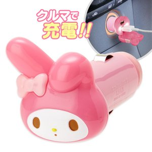マイメロディ USBソケット(リボン)|sanrio