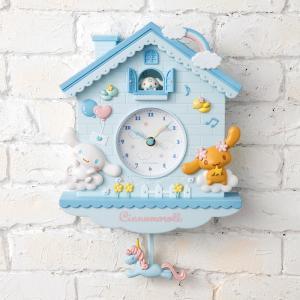 シナモロール デコラティブ振り子時計|sanrio