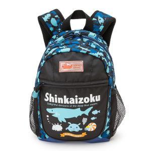 シンカイゾク リュックS(ロゴ)|sanrio