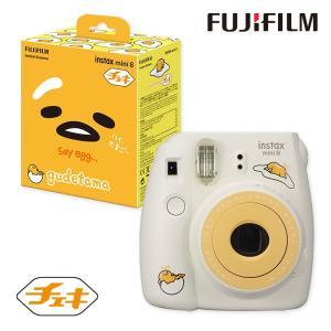 ぐでたま 富士フイルム インスタントカメラ【チェキ】「instax mini 8」|sanrio