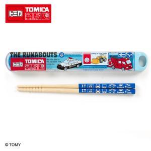トミカ×ザ ラナバウツ 箸&ケース|sanrio