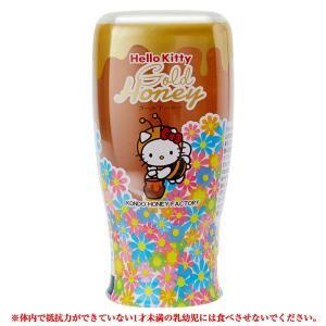 ハローキティ ゴールドハニー(卓上ボトル入りはちみつ)|sanrio