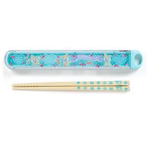 ハミングミント 箸&ケース(チェリー)|sanrio