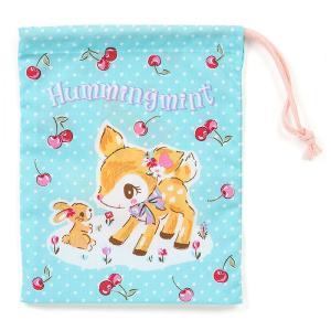 ハミングミント プラカップ袋(チェリー)|sanrio