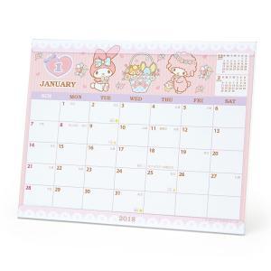 マイメロディ シートカレンダー 2018|sanrio