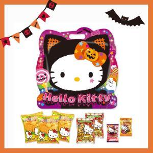 ハローキティ フェイス形袋入りハロウィーンお菓子セット|sanrio