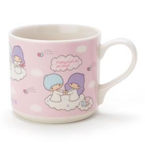 リトルツインスターズ マグカップ|sanrio