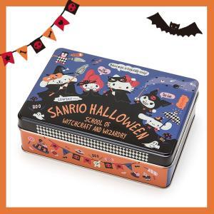 サンリオキャラクターズ 缶入りお菓子セット(ハロウィーン2017)|sanrio