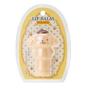 ポムポムプリン マスコット保湿リップクリーム|sanrio