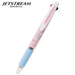 リトルツインスターズ ジェットストリーム3色ボールペン|sanrio