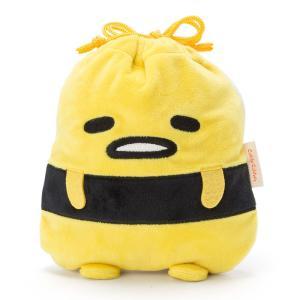 ぐでたま キャラクター形巾着入りお菓子セット sanrio