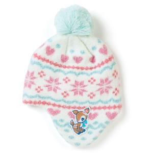 ハミングミント キッズニット帽|sanrio