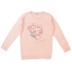 マイメロディ ジャカードニットセーター|sanrio