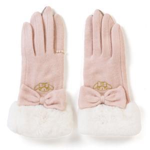 マイメロディ スマホ手袋|sanrio