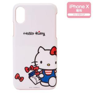 ハローキティ iPhone Xケース|sanrio