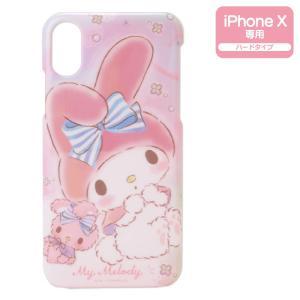 マイメロディ iPhone Xケース|sanrio