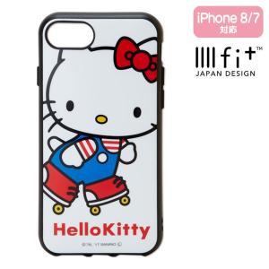 ハローキティ×イーフィット iPhone 8/iPhone 7ケース|sanrio