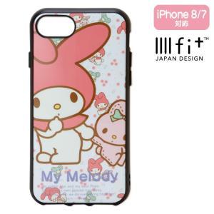 マイメロディ×イーフィット iPhone 8/iPhone 7ケース|sanrio