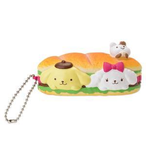 ポムポムプリン スクイーズマスコット(ベーカリー)|sanrio