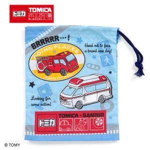 トミカ×サンリオ プラカップ袋(ワッペン)|sanrio