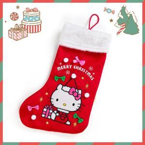 ハローキティ クリスマスフラットブーツ sanrio
