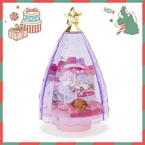 リトルツインスターズ ツリー形ケース入りお菓子セット sanrio