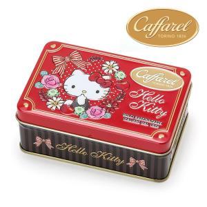 ハローキティ×Caffarel(カファレル) スイーツ缶セット sanrio