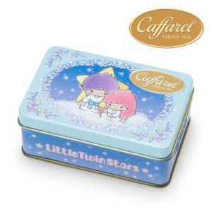 リトルツインスターズ×Caffarel(カファレル) スイーツ缶セット sanrio