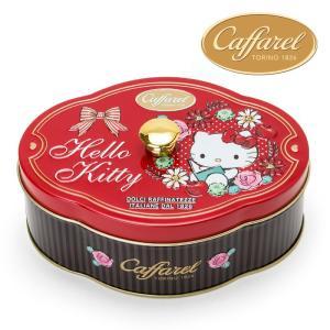 ハローキティ×Caffarel(カファレル) スイーツ缶セットDX sanrio