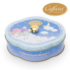 リトルツインスターズ×Caffarel(カファレル) スイーツ缶セットDX|sanrio