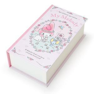 マイメロディ ブック形ティシュボックスケース|sanrio