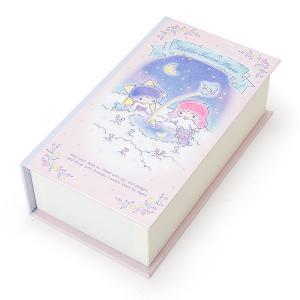 リトルツインスターズ ブック形ティシュボックスケース|sanrio