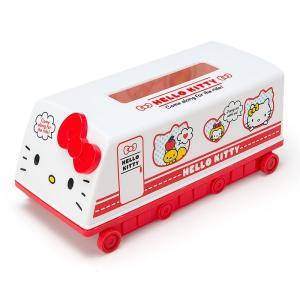 ハローキティ 電車形ティシュボックスケース|sanrio