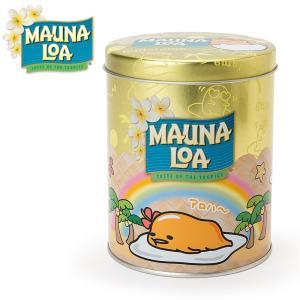 ぐでたま×MAUNA LOA コラボ缶入りマカデミアナッツ sanrio